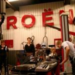 Bruit de garage avec le collectif Ici-même et Les miniatures confidentielles
