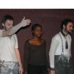 Cendres sur les mains (photos des acteurs)