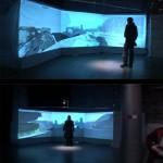 Chemins d'Onde - Photos de Thin Synch'd Spaces