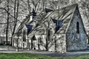 Musée du vieux cimetière de Soignies